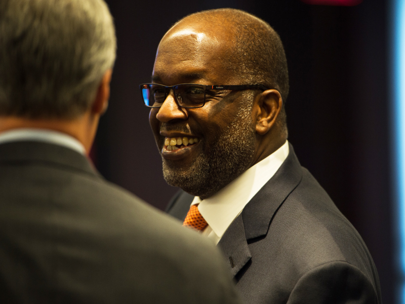 Bernard J. Tyson, chairman and CEO of Kaiser Permanente, also served on the American Heart Association's board of directors. (American Heart Association)