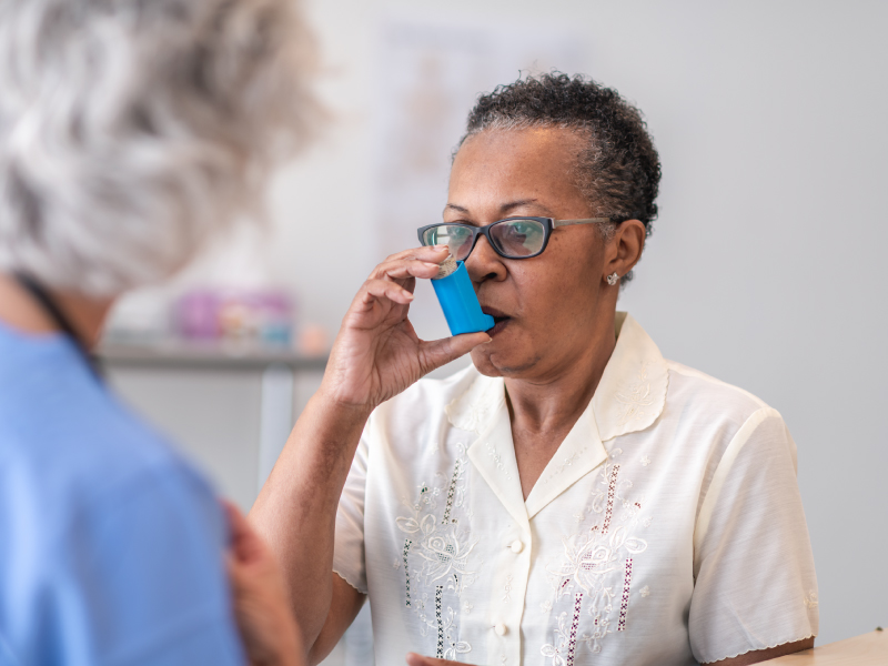 Persistent asthma linked to increased risk for heart rhythm disorder    American Heart Association