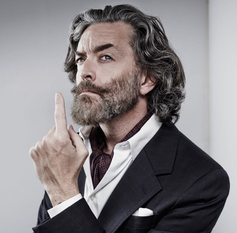 Before his stroke, Timothy Omundson said he was in the best shape of his life. (Photo by Maarten de Boer)