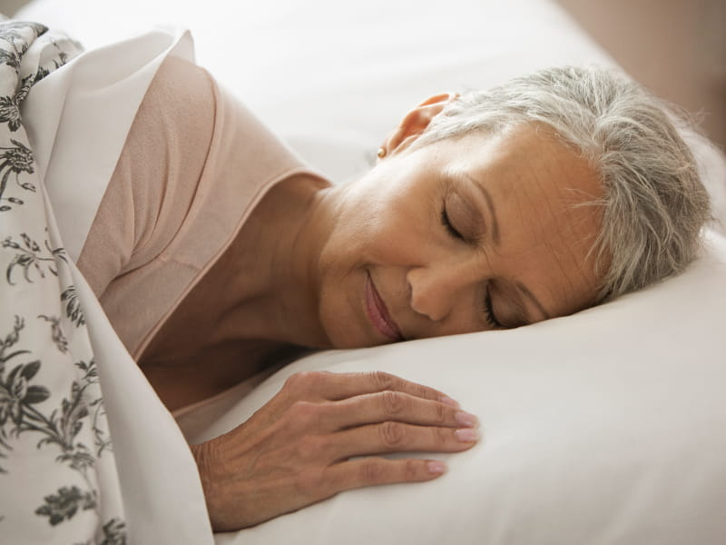 Sleep should be added as measure of heart health, study says   American  Heart Association
