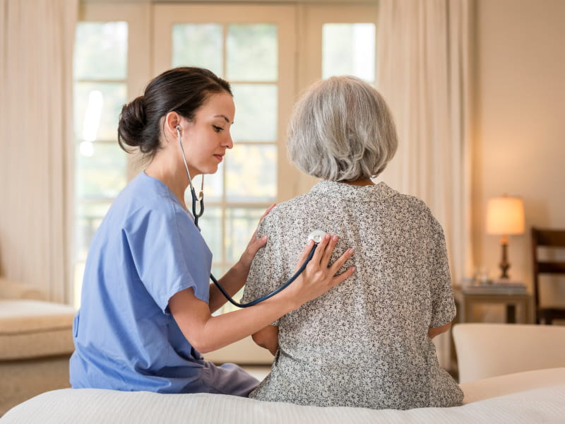 After heart attack, home health care could help prevent return to hospital  | American Heart Association