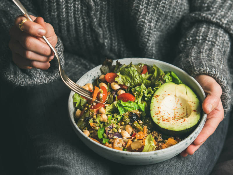 Eating a plant-based diet at any age may lower cardiovascular risk    American Heart Association
