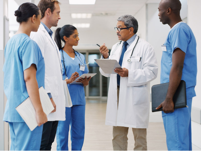These 'concrete steps' could help fight racism in health care | American  Heart Association