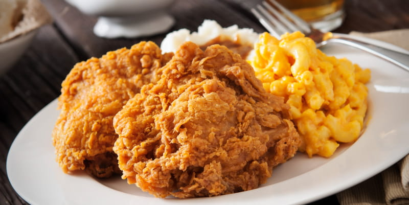 do southern americans have a different diet
