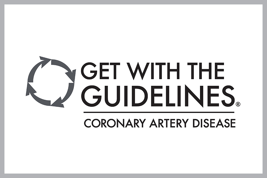 Get With The Guidelines Coronary Artery Disease Logo