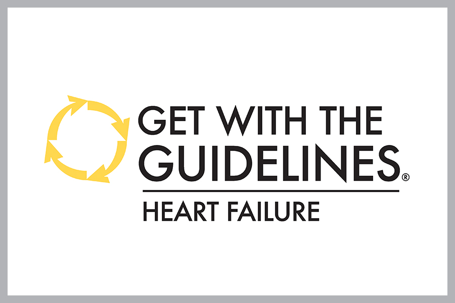 Get With The Guidelines Heart Failure Logo