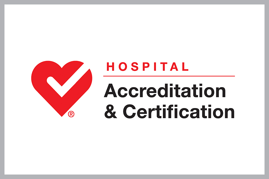 Hospital Accreditation Certification American Heart Association