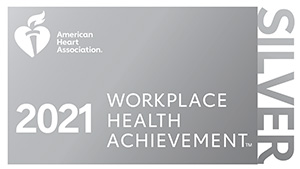 Workplace Health Index Recognition Level Silver Seal