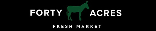 Forty Acres Fresh Market logo